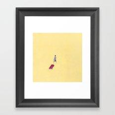 Exploring: Solitude Framed Art Print