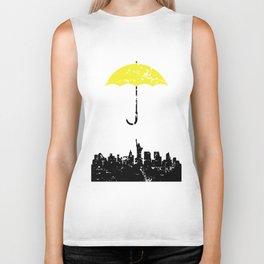 Looking for my Yellow Umbrella Biker Tank