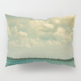 Where Are You Now Pillow Sham