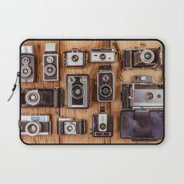 Photographer's History Laptop Sleeve