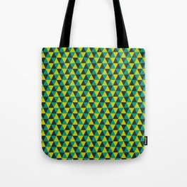 Electro : Field Tote Bag
