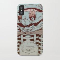 Kitty Fun iPhone X Slim Case