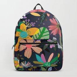 Funky garden Backpack