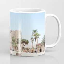 Temple of Luxor, no. 14 Coffee Mug