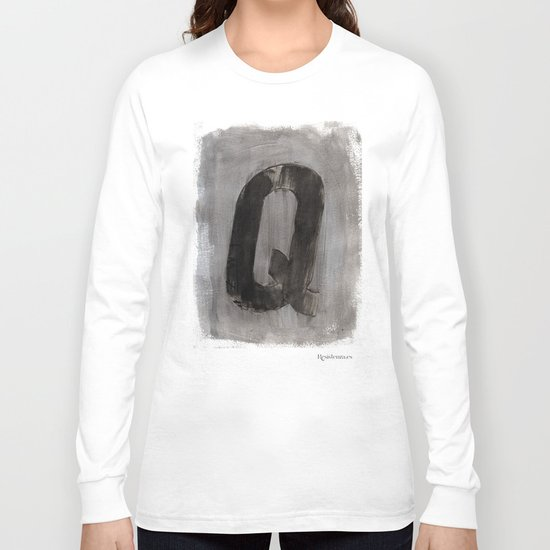 - Q - Long Sleeve T-shirt