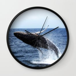 Willy Is Free Wall Clock