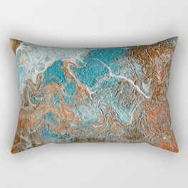 IN THE BAY Rectangular Pillow