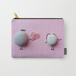 Stones Love Carry-All Pouch