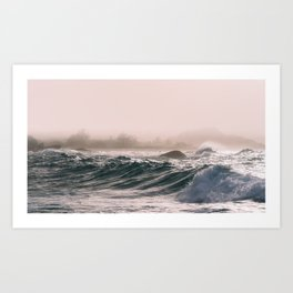 Tropic Haze II Art Print