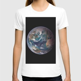The Blue Marble - Western Hemisphere - Earth From Space T-shirt