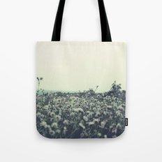 Sicily flowers Tote Bag