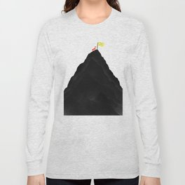 Man & Nature - To The Top Long Sleeve T-shirt