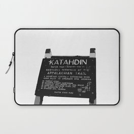 To Katahdin Laptop Sleeve