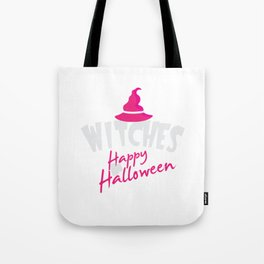 Witches Witch Happy Halloween Party Gift  Tote Bag