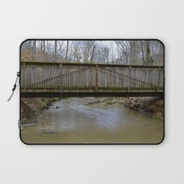 Over the River and through the woods Laptop Sleeve