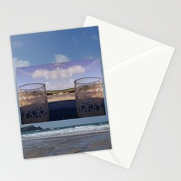 Beach Beers Stationery Cards