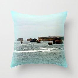 Bay of Islands Throw Pillow