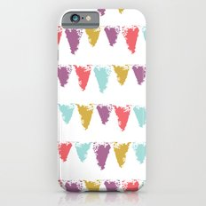 Butterfly Garden - Bunting Slim Case iPhone 6s