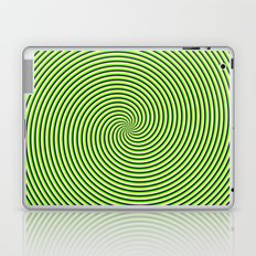 Trip spin Laptop & iPad Skin