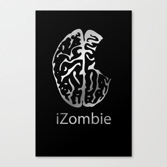 iZombie Canvas Print