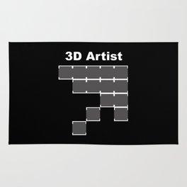 3D Artist Rug