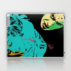 The Terrifying Lover Laptop & iPad Skin