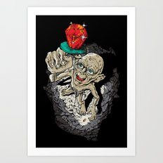Precious Pop Art Print