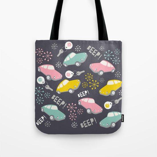 Beep! Beep! Tote Bag