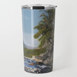 River Coe Scotland UK Travel Mug