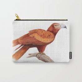 Wedged-tailed Eagle Carry-All Pouch
