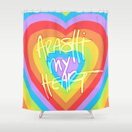 Arashi my (2) Shower Curtain