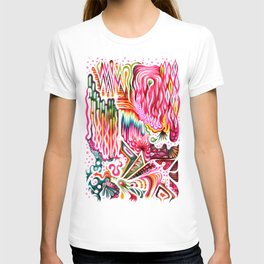 Sunk into a Candy Cave T-shirt