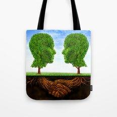 Nature Power Tote Bag