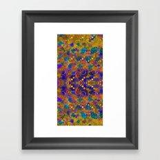 Waves. Framed Art Print