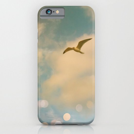 The Lost Gull iPhone & iPod Case