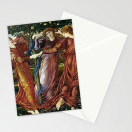 Edward Burne-Jones - Garden Hesperides Stationery Cards