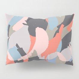 Modern abstract print Pillow Sham