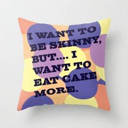 So True Throw Pillow