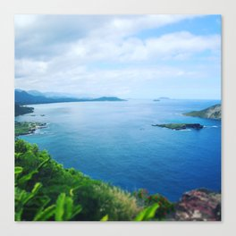 Makapu'u Dream Canvas Print
