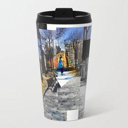Park Grid Travel Mug