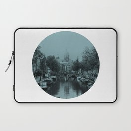 Amsterdam Canal #1 Laptop Sleeve