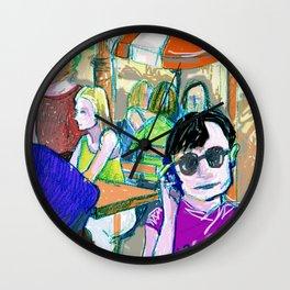 'Freo Cafe' Wall Clock