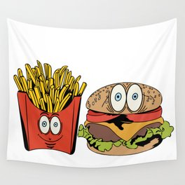 Chip & Patty Wall Tapestry