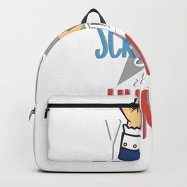 Hamilton - Young Scrappy and Hungry Backpack