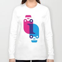 istanbul Long Sleeve T-shirts featuring istanbul by creaziz