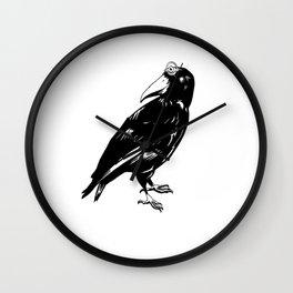 Muninn Wall Clock