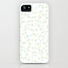 the fuck is going on here iPhone Case