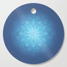 Enigma. Sacred geometry Cutting Board
