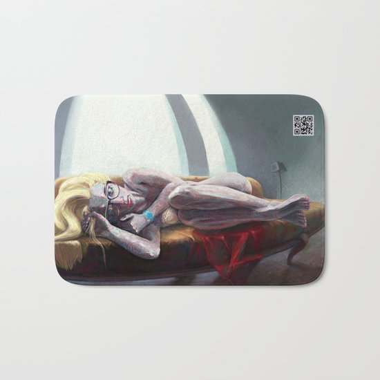 Decisions of Young Freedom Bath Mat