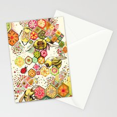 Bees Of Confusion Stationery Cards